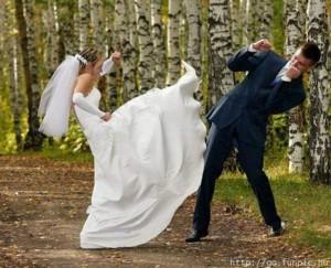 بهترین عکس عروسی سال